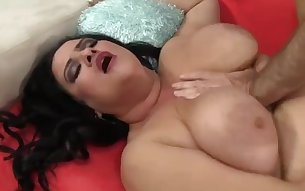 Jeffs Models - Fat Mommy Allison Broadway Taking Cock Compilation Part 1
